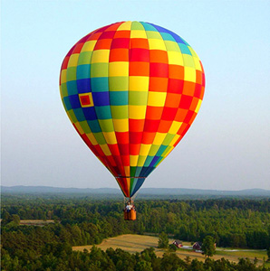 6th Annual Hot Air Balloon Festival